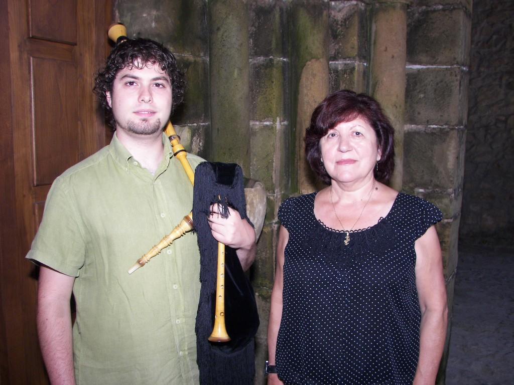 Llorián y Mari Luz